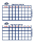 milwaukee brewers behavior chart