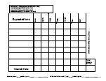 behavior chart point system