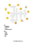 feeling word crossword