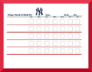picture about Yankees Schedule Printable titled American League Baseball Routines Charts