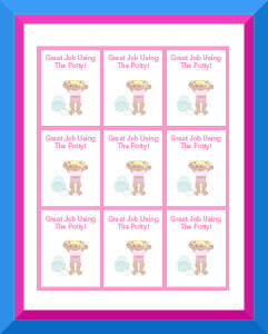 potty training coupons