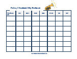 photograph about Music Practice Chart Printable Free identified as Resource Train Charts