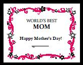 mother s day cards and printables