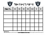 nfl behavior chart