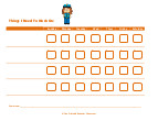 policeman behavior charts
