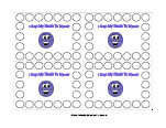 printable punch card