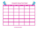 behavior charts for teachers